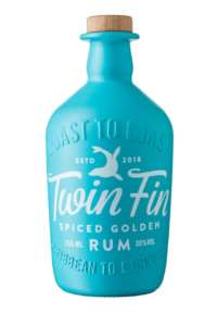 Twin Fin spiced Rum OnestiGroup
