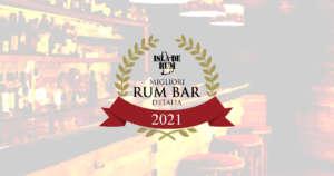 logo Migliori Rum Bar Italia 2021 Isla de Rum