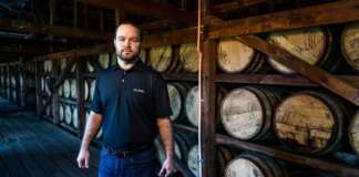 Chris Fletcher master distiller Jack Daniel's_1