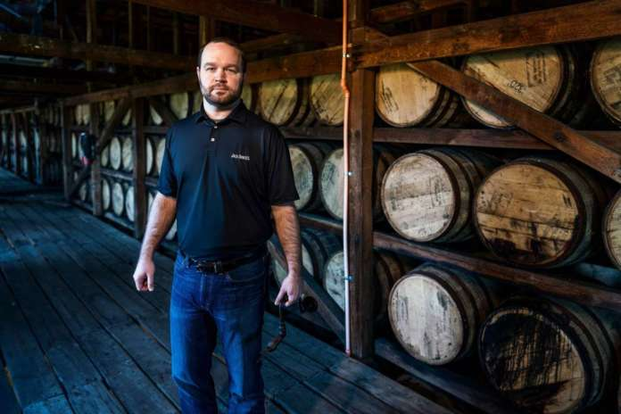 Chris Fletcher master distiller Jack Daniel's_1
