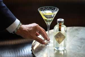 Connaught Martini