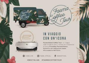 Faema Global Coffee Tour