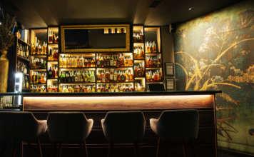 Oro whisky bar