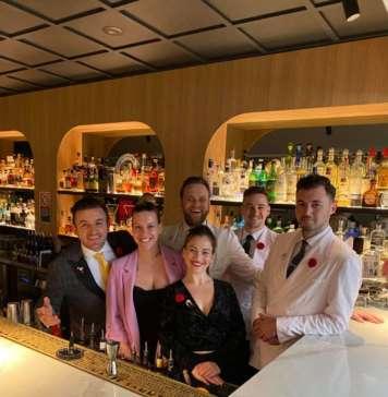 "Il cocktail bar ""italiano"" Maybe Sammy Cocktail Bar di Sydney premiato con l'Art of Hospitality Award"
