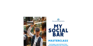 My Social Bar Pernod Ricard