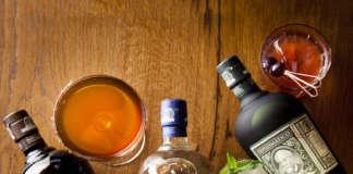 Rum Diplomático inv coffee mixology