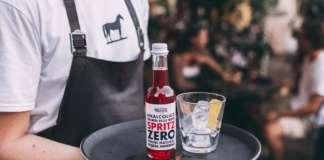 Spritz Zero Fonte Margherita bottiglia