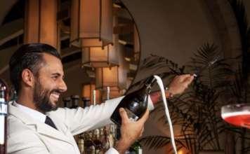 Valentino Longo, artefice della piattaforma Shoshin Art Club, progetto di formazione per bartender premiato al Tales of the Cocktail di New Orleans