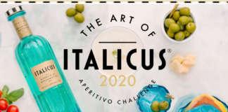 The Art of Italicus - Aperitivo Challenge 2020