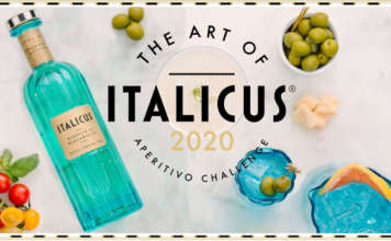 The Art of Italicus - Aperitivo Challenge 2020