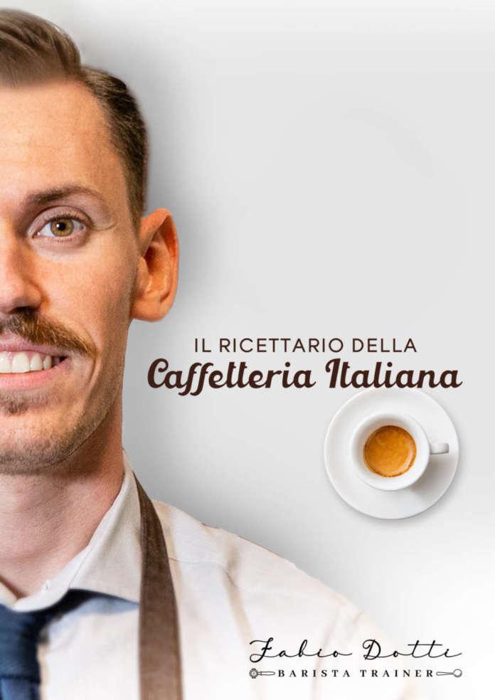 La copertina de Il ricettario della Caffetteria Italiana