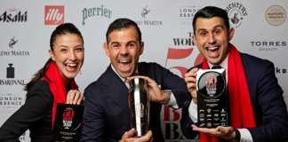 Il Connaught Bar trionfa ai The World's 50 Best Bars