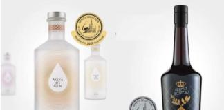 Bespoke Distillery Aqva di Gin Vermut Sospseso