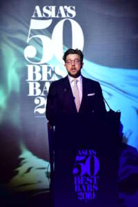 Mark Sansom, Content Editor of Worlds' 50 Best Bars