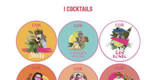La linea dei 6 cocktail in fusto da 20 litri di Cok