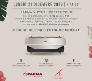 Faema Virtual Coffee Tour