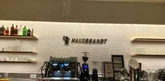 Hausbrandt -nuova caffetteria a Treviso