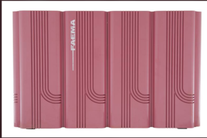 Il design lineare della Faema Prestige degli anni '70