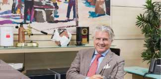 Guido Musetti presidente di Gruppo Musetti