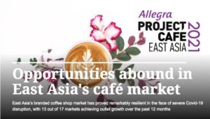 Il report di Allegra sull'Asia orientale
