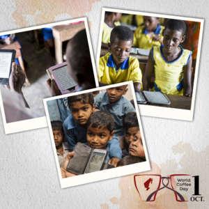 Julius Meinl sostiene l'iniziativa Worldreader per combattere l'analfabetismo