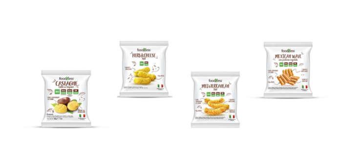 snack salutistici Foodness