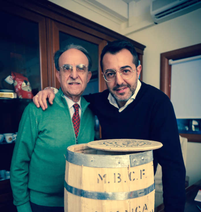 Fernando e Angelo Napoli