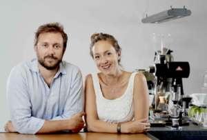 Iacopo Bargoni e Prunella Meschini