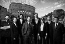 The Court crew Roma 4 Roma