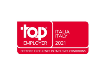 Top Employer 2021 personale