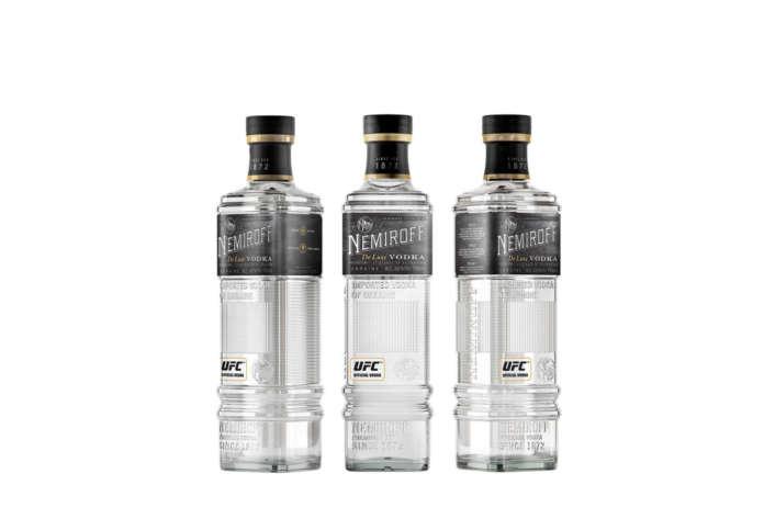 vodka Nemiroff DeLuxe_Coca-Cola Hbc Italia
