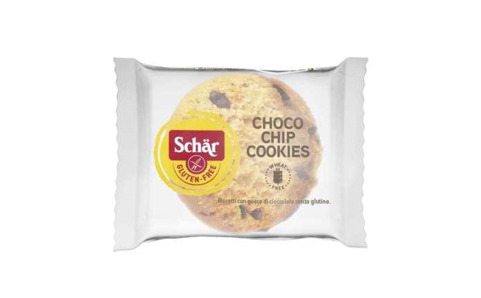 Choco Chip Cookies Schär confezione