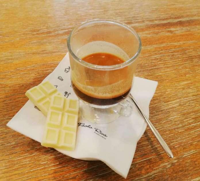 Un cappuccino che sa di Brasile