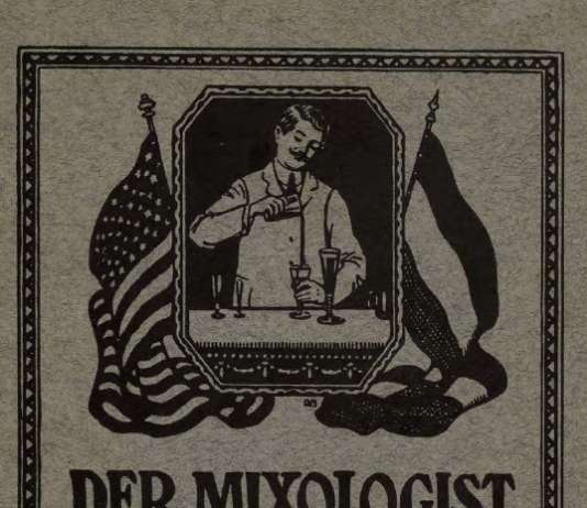 Carl E. Seutter Manuale mixology
