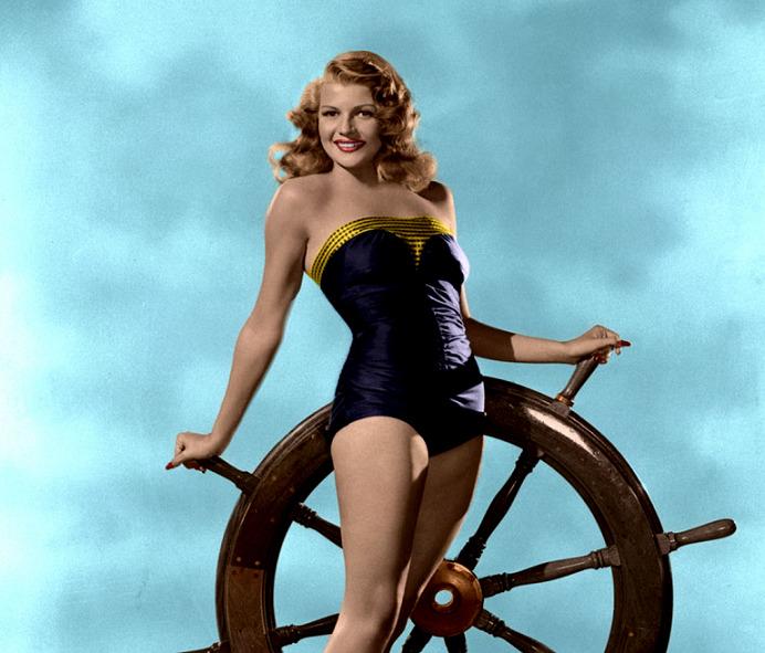 Margarita Rita Hayworth