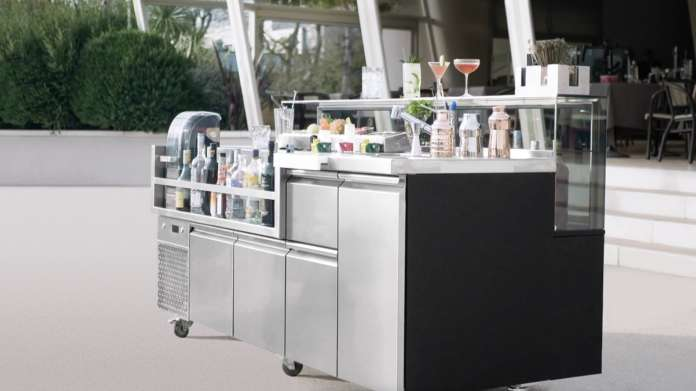 Prisma Cocktail Station