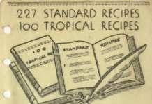 227 Standard Recipes - 100 Tropical Recipes