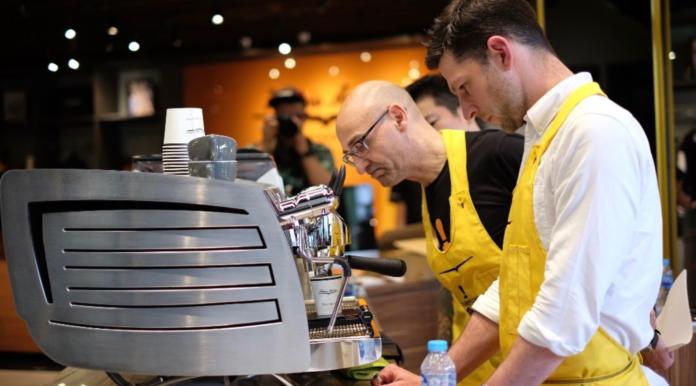 CKH - Coffee learnng platform