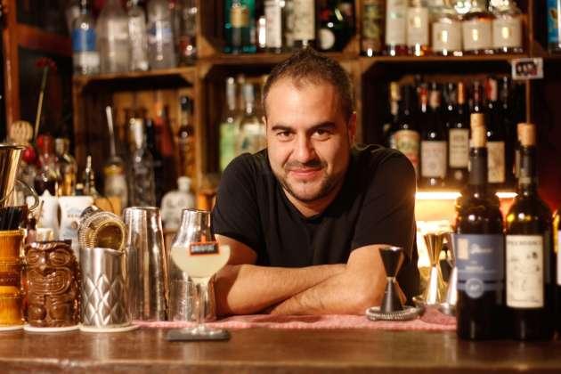 Matteo Stafforini ready to drink