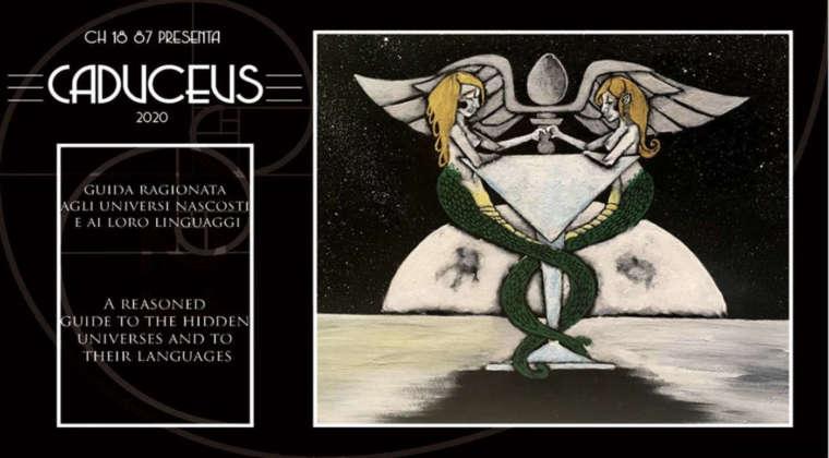 Copertina del menu Caduceus