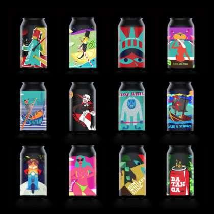 The Soda Cans Claudio Perinelli