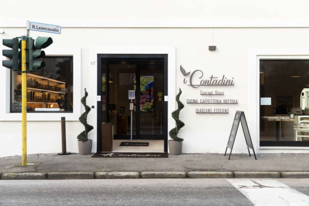 I Contadini concept store - Monza