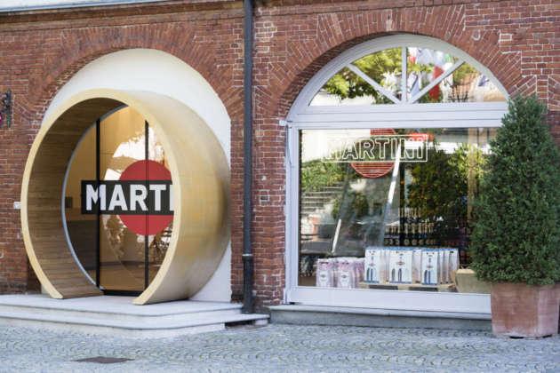 Entrata del Martini Store