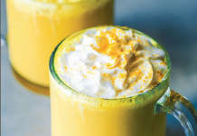 Iced Golden Milk