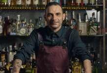 Joy Napolitano bar manager Chapter Roma