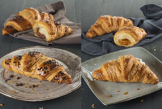 croissant Le Delizie Banquet D'Or Vandemoortele