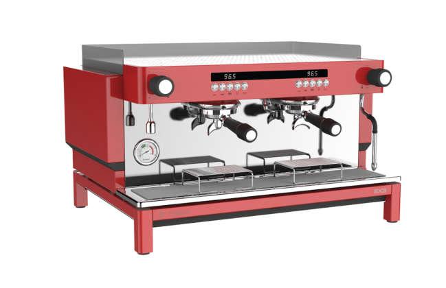 macchine per espresso EX3 Red