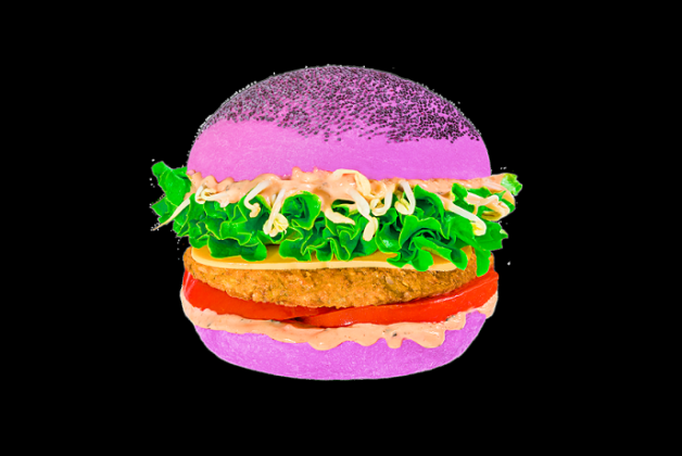 CHERRY BOMB Flower Burger