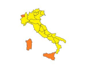 Classificazione regioni 10 maggio_Dpcm 3 novembre