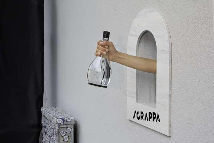 SGRAPPA E VIA! pop-up bar